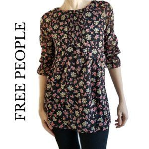 Free People flowy tunic size 2